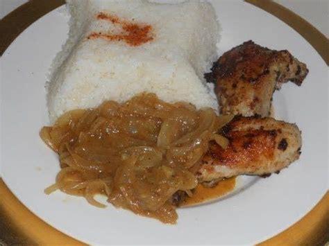 recette cuisine senegalaise le yassa au poulet un plat originaire de casamance est
