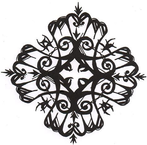 Gothic Cross Design By Darkdragonlord774 On Deviantart