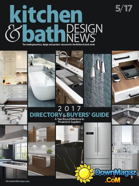bathroom design magazines kitchen bath design 05 2017 pdf