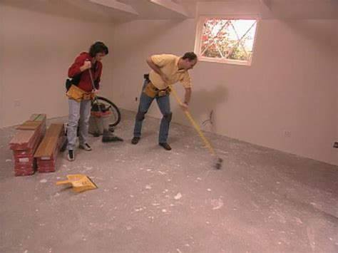how to install snap together laminate flooring hgtv how to install snap together laminate flooring interior design styles and color schemes for