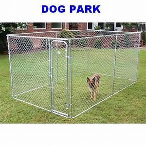 Chenil Extérieur Pour Chien : enclos pour chien parc pour chiens enclos chenil dog park morin enclos pour chien parc ~ Melissatoandfro.com Idées de Décoration