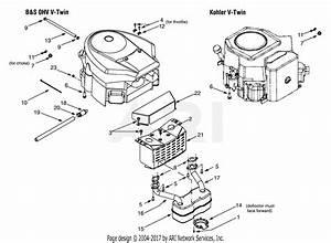 Mtd 13ap615p755  2005  Parts Diagram For Engine Accessories