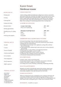 hair stylist resumes templates hair stylist cv sle cv hair removal fashion resume curriculum vitae cvs