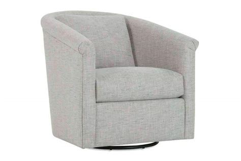 Swivel Tub Chair Fabric - desiree upholstered fabric swivel accent tub chair