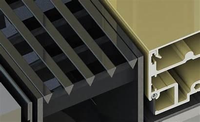 Drain Threshold Slip Steel Grate Integrated Stainless