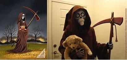 Reaper Sad Mask Nightlyre Prop Commission Deviantart