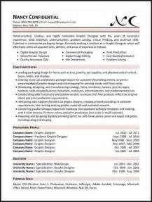 resume friendly name exles using resume templates when changing careers