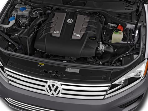 2017 Volkswagen Touareg V6 Executive Engine, Size