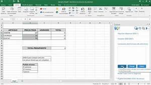 Solver En Microsoft Excel 2016