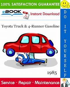 Download Toyota Truck  Repair Manual  Catalogue  Parts