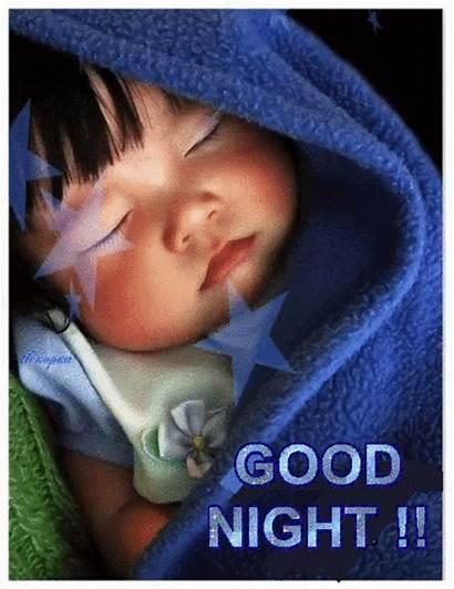 Night Dreams Sweet Gifs Sleeping Winter