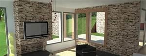 design de maison moderne With modele interieur maison moderne