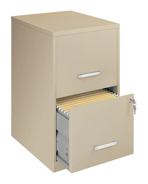 Office Drawer Cabinet by Office Designs Putty Colored 2 Drawer Steel File Cabinet