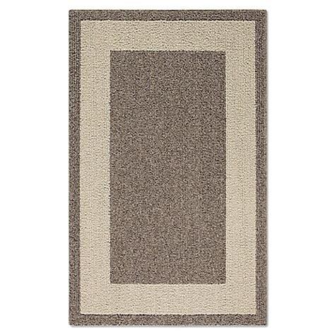 bed bath and beyond bathroom rugs classic border rug bed bath beyond