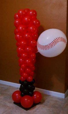 decoracion de fiesta infantil tema beisbol yankees mesa
