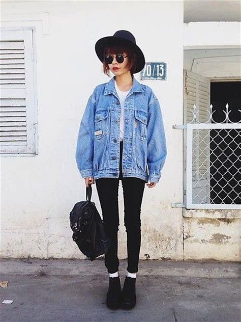 12 Cute Jean Jacket Outfits What to Wear with This Thing? | Fashion Rules
