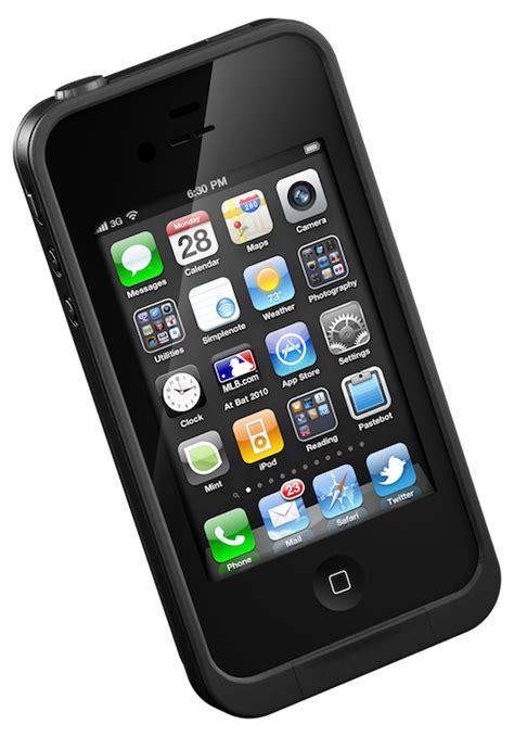 iphone 4 lifeproof lifeproof iphone 4 water sand drop proof apple