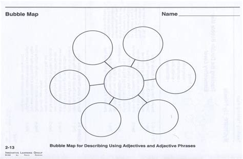 images  bubble map template  word helmettowncom
