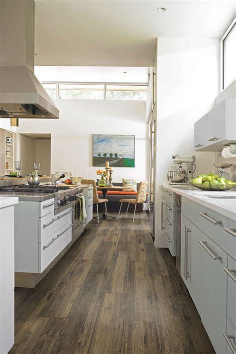 Kitchen floors have a big job to do: The Best Flooring for Your Kitchen   Flooring America