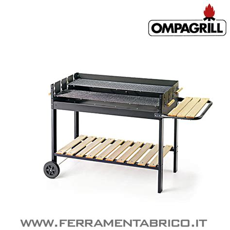 Barbecue Pit Sinking Pa by Barbecues Ompagrill 99565 Ferramenta Brico