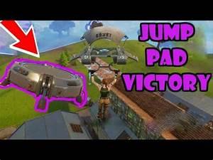 CRAZY *NEW* JUMP PAD WIN (BASE INVASION)| Fortnite Battle ...