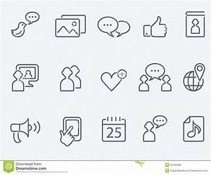 Social Media Icons Royalty Free Stock Photos - Image: 34764288