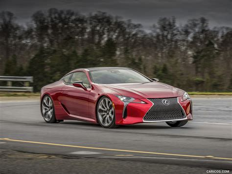 Lc Hd Picture by 2017 Lexus Lc 500 Coupe Front Hd Wallpaper 11