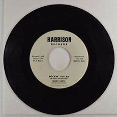 "Nicky Forte And The Fortissimo's 7"" 45 Rockin Guitarbaby I Need Wl Promo Vg+ Ebay"