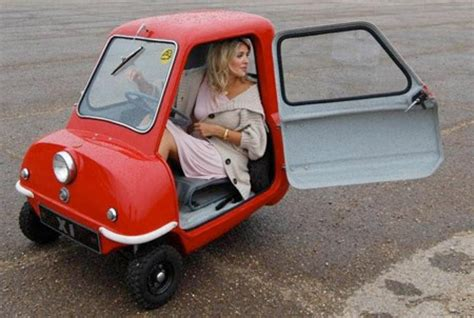Worlds Smallest Car by World S Smallest Cars