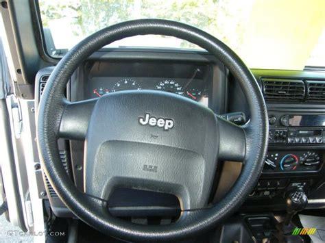 custom jeep steering wheel 2004 jeep wrangler se 4x4 steering wheel photos gtcarlot com
