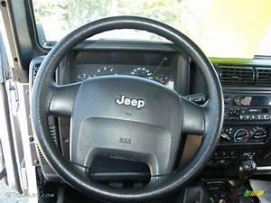 2004 Jeep Wrangler Se 4x4 Steering Wheel Photos