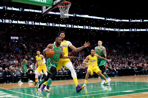 Celtics hand sloppy Lakers their worst loss of season ...