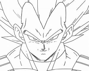 Vegeta Drawing – HD Wallpaper Gallery