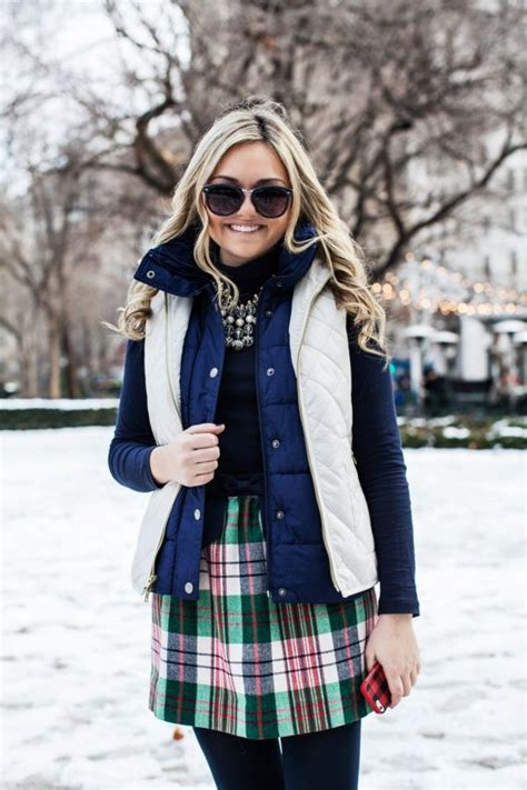 45 Cozy Puffy Vest Outfits Ideas To Copy Fashion