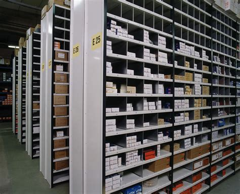 Shelving And Storage Systems by Small Parts Shelving S90 Standard Pss Shelving Systems