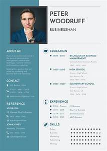 Resume Template On Microsoft Word Business Resume Template 11 Free Word Excel Pdf