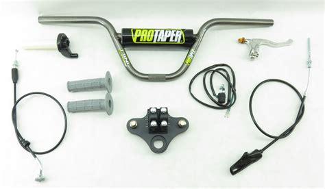 Bar Kit by Pro Taper Se Bar Kit For Xr50 Crf50 R 022845 Bars