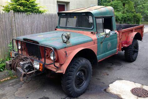 1968 jeep gladiator military gladiator 1968 kaiser jeep m715