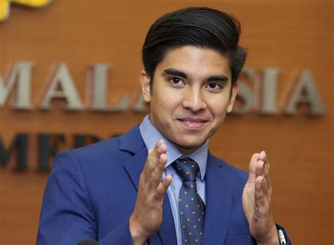 The former youth and sports minister made this known. Syed Saddiq daftar parti baharu, Muda Malaysia - Malaysia ...