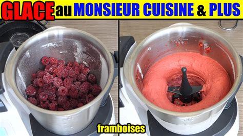 cuisine plus recette glace monsieur cuisine plus lidl silvercrest thermomix