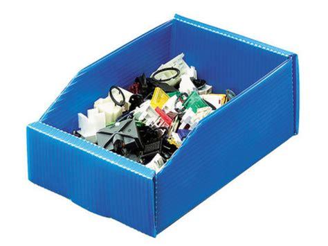 bac rangement pas cher 1 5 litres akylux bleu contact setam rayonnage et mobilier professionnel