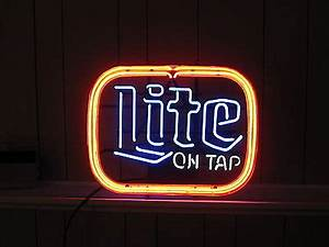 Lite Beer Signs For Sale Classifieds