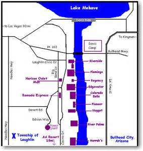 Hotel Laughlin Nevada Casino Map