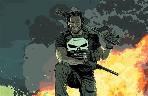 The Punisher #1 (2014) Comic Review Somewhatnerdy