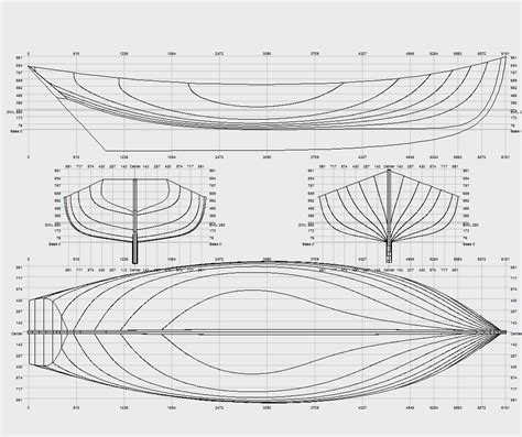 Boat Plans by Ross Lillistone Wooden Boats May 2012