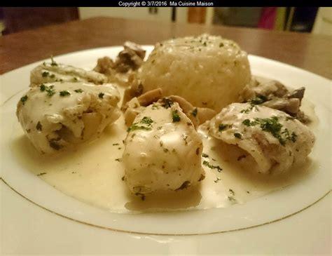bonne recette de cuisine filet de sole sauce bonne femme recette du mooc afpa