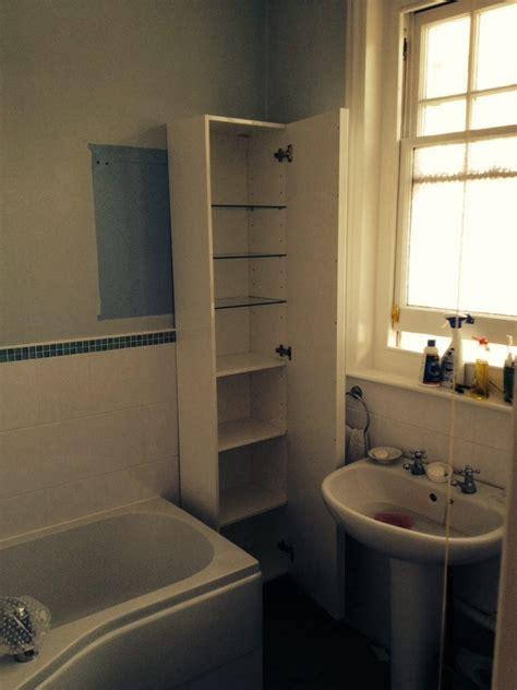 bathroom cabinet installation eastbourne flat pack
