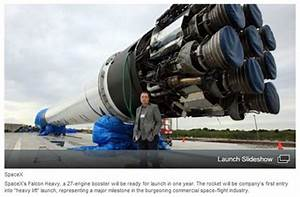 Falcon Heavy Rocket Is Not The Answer