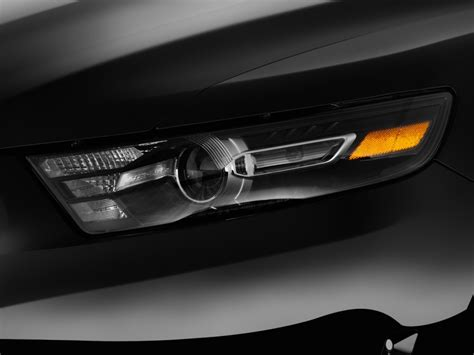 2014 ford taurus 4 door sedan sho awd headlight