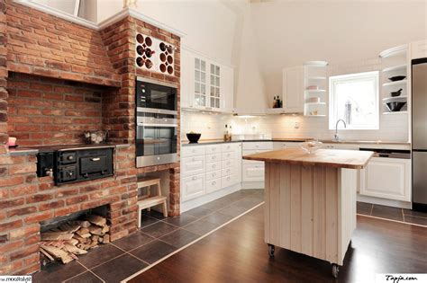 brick cuisine fantastic brick wall kitchen hd9i20 tjihome